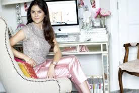 Pink Peonies Bedroom - see how rachel parcell u0027s u0027pink peonies u0027 brand inspired one dreamy
