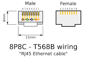 rj45 plug wiring diagram wiring diagram shrutiradio