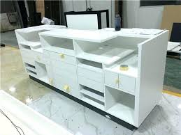 Salon Reception Desk Furniture Salon Front Desk Furniture Salon Equipment And