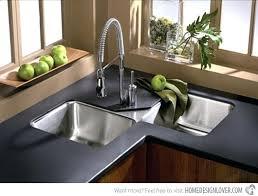Kitchen Sink On Sale Miraculous Undermount Corner Kitchen Sinks Canada Sink For Sale