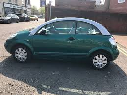 2005 citroen c3 pluriel 1 4 75 convertible 55k 2 lady owners
