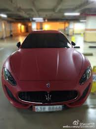 owns maserati 파틴 on i bet tao is more richer than suho he owns