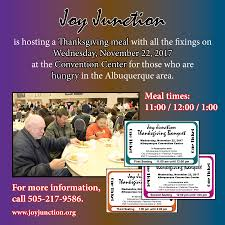thanksgiving november 22 joy junction thanksgiving feasts for the homeless volunteer