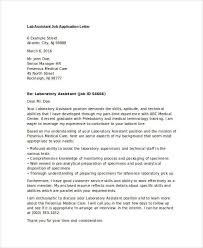 40 job application letters format free u0026 premium templates