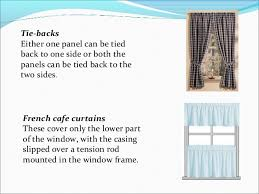 Curtains One Panel Or Two Window And Window Treatment