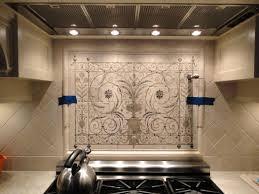 Kitchen With Brick Backsplash by Kitchen Gray Brick Backsplash Kitchen Cabinet Range Hood Design