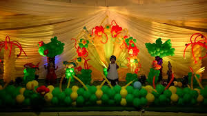 Flower Decoration At Home by Decoration For Birthday Parties In Hyderabad