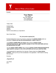 email cover letter examples forms and templates fillable