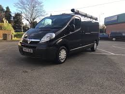 opel vivaro 2007 2007 black lwb cdti vauxhall vivaro great runner similar to