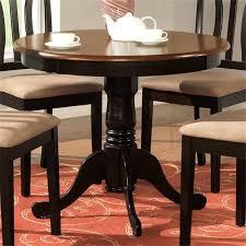 Round Kitchen Table Sets - Antique round kitchen table