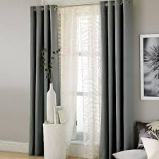 Bedroom With Grey Curtains Decor Grey Curtains For Living Room Lovely Blackout Eyelet In