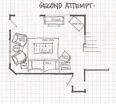 how to draw living room floor plan centerfieldbar com