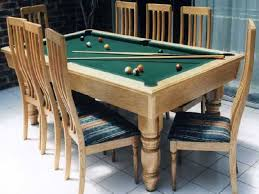 dining room pool table combo dining room pool table combo innovative with image of dining room
