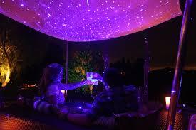 COLOR Blue S Of Blue Pinpoints Of Light  Different LED - Bedroom laser lights