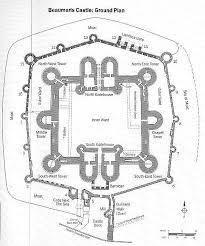 arundel castle floor plan stronghold heaven spotlight on design 17 historic castles