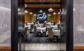 Steak House Interior Design Tado Steakhouse Hospitality Design