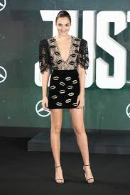 gal gadot naked gal gadot looks absolutely stunning in flirty mini dress at