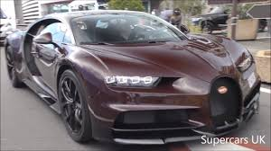 5million Red Carbon Bugatti Chiron Driving Around Monaco Youtube
