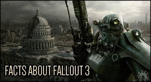 101 facts about fallout 3 fallout 3 facts