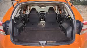 subaru crosstrek interior trunk 2018 subaru crosstrek review go off the beaten path