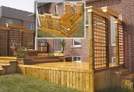 deck lattice home depot deck design and ideas
