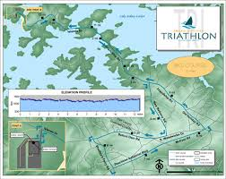 lake lanier map home lake lanier islands triathlon