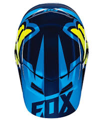 fox helmet motocross fox racing blue motocross helmet buy fox racing blue motocross