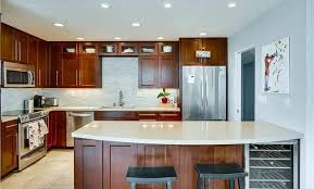 kitchen colors with medium brown cabinets best kitchen paint colors ultimate design guide