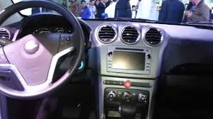 chevrolet captiva 2016 chevrolet captiva sport 2015 video interior colombia youtube