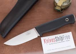 fallkniven kitchen knives f1 swedish survival knife vg10 laminated steel