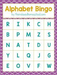 printable alphabet letter cards free printable alphabet letters bingo game download here