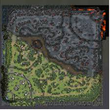 Fallout 2 World Map by Map Dota 2 Wiki