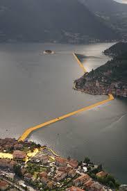 Floating Piers by Christo U0027s Floating Piers Opens On Lake Iseo Italy U2014 Urdesignmag