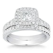 diamond halo rings images Halo rings costco