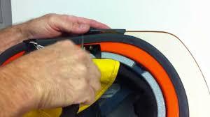 Fire Helmet Lights Inboard Helmet Lights Bracket Installation For Modern Cairns Fire