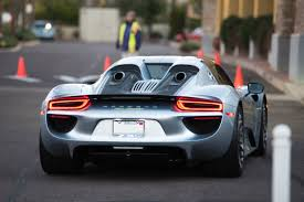 Porsche 918 Blue - liquid metal blue chrome porsche 918 this paint is a 64 000