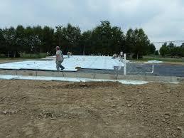 slab rigid insulation quadomated