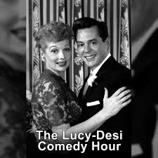 the lucy u2013desi comedy hour topic youtube