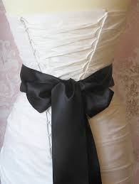 black ribbon belt black satin ribbon 3 inch wide ribbon sash black