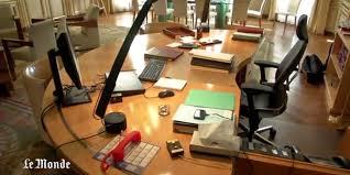bureau du premier ministre le smartphone de jean marc ayrault et combiné so rétro le lab