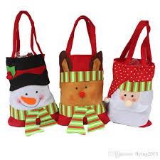 christmas wrap bags 2016 christmas decoration candy bags santa merry christmas gift
