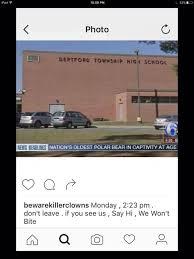 when is target delran open black friday schools police say killer clown threats on social media aren u0027t