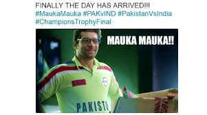 Meme India - pakistan beat india by 180 runs in icc chions trophy final and
