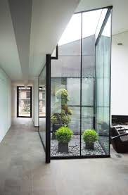 Interior Courtyard House Plans by Best 10 Internal Courtyard Ideas On Pinterest Atrium Garden