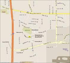 Albuquerque Map Contact Us Betatron Electronics