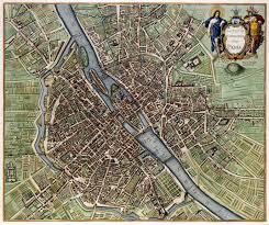 Maps Of Paris France by L U0027histoire De Paris Par Ses Plans Paris France And France