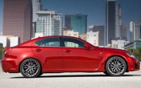 isf lexus red 2010 lexus is f information and photos zombiedrive