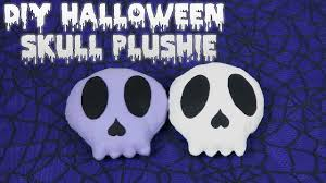 cute halloween skeleton diy skull plushie how to make your own cute goth skeleton plush