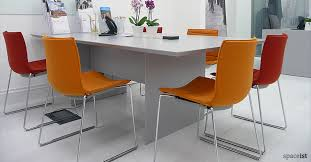 Grey Meeting Table Grey Meeting Table Chene Interiors