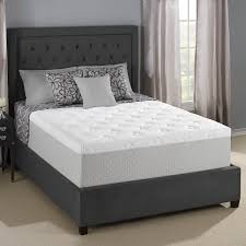 serta 14 inch gel memory foam mattress review